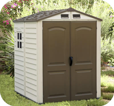 duramax vinyl storage sheds